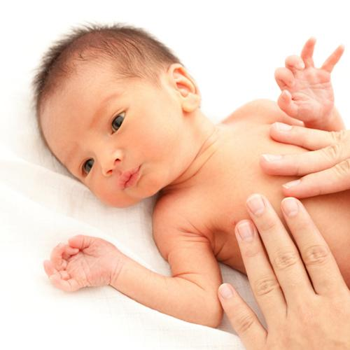 Newborn Massage Guide